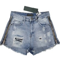 Шорты женские Cracpot jeans MOM 4403b