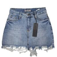 Джинсовая юбка Cracpot jeans 5005a