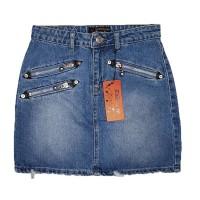 Джинсовая юбка SEROCCO jeans 206