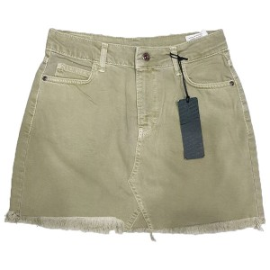 Джинсовая юбка Crackpot jeans 5003be