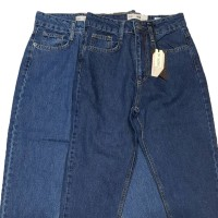 Джинсы женские Crackpot jeans MOM 2852