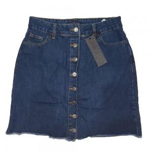 Джинсовая юбка Crackpot jeans 5010-1
