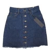 Джинсовая юбка Crackpot jeans 5010
