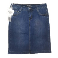 Джинсовая юбка Zjy jeans 5897