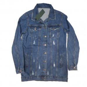Джинсовая курточка Crackpot jeans 6258