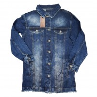 Джинсовая курточка IT'S BASIC jeans 1404