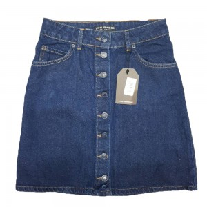 Джинсовая юбка IT'S BASIC jeans 855