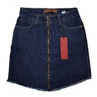 Джинсовая юбка Crackpot jeans 5011