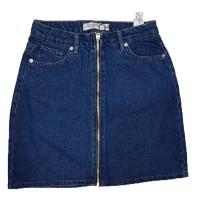Джинсовая юбка ZEO jeans 1564