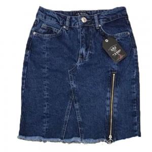 Джинсовая юбка IT'S BASIC jeans 1333