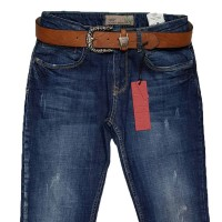 Джинсы женские Crackpot jeans boyfrend 3566