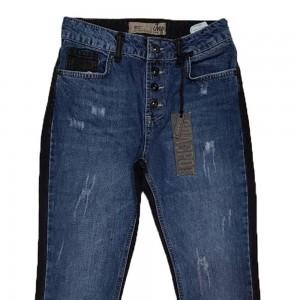 Джинсы женские Crackpot jeans МОМ 3587