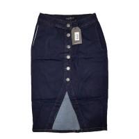 Джинсовая юбка IT'S BASIC jeans 1298