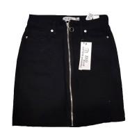 Джинсовая юбка ZEO jeans 1576