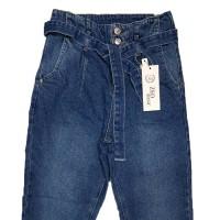 Джинсы женские IT'S BASIC jeans МОМ 1561