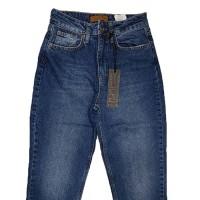 Джинсы женские Crackpot jeans МОМ 3593