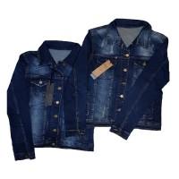 Джинсовая курточка Crackpot jeans 6244-B