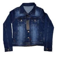 Джинсовая курточка Crackpot jeans 6644