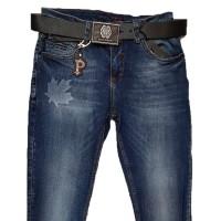Джинсы женские Poshum jeans boyfrend 4034a