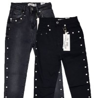 Джинсы женские ZEO BASIC jeans американка 1566