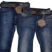 Джинсы женские Poshum jeans boyfrend 4039