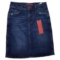 Джинсовая юбка CRACKPOT jeans 5012