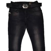 Джинсы женские Poshum jeans boyfrend 4041