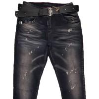 Джинсы женские Poshum jeans boyfrend 4041a