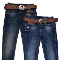 Джинсы женские Poshum jeans 0125