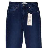 Джинсы женские Zeo basic jeans турция американка утепленные 1039