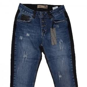 Джинсы женские Crackpot jeans mom 3587