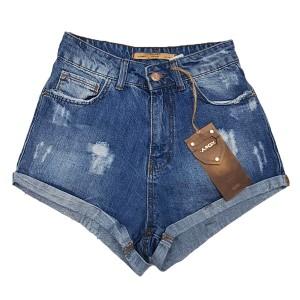 Шорты женские AROX jeans MOM 02