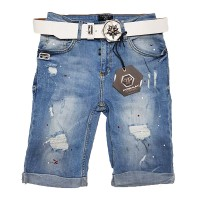 Шорты женские Liuzin jeans 2024