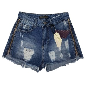 Шорты женские Cracpot jeans MOM 4403