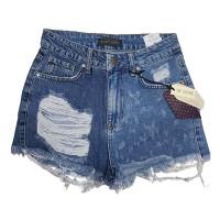 Шорты женские Cracpot jeans MOM 4405