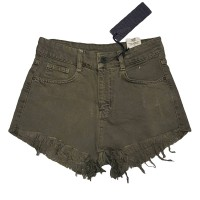 Шорты женские Cracpot jeans MOM 4436