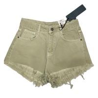 Шорты женские Cracpot jeans MOM 4436b