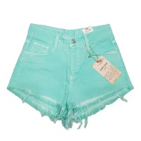 Шорты женские Cracpot jeans MOM 4436d