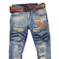Джинсы женские Descartes jeans boyfriend 7028