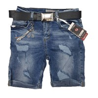 Шорты женские Liuzin jeans jeans 2042a