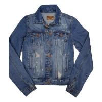 Куртка женская CRACKPOT JEANS 6278