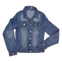 Куртка женская ZJY JEANS 8909