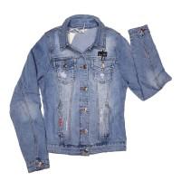 Куртка женская ZJY JEANS 8910