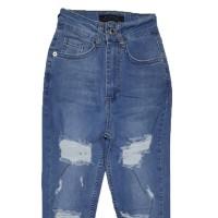Джинсы женские Poshum Jeans 0301 Американка