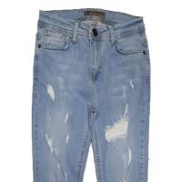 Джинсы женские Poshum Jeans 6015-1 Американка