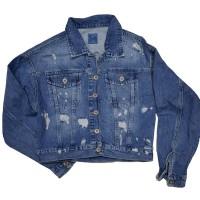 Куртка женская CRACKPOT JEANS 6279