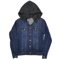 Куртка женская CRACPOT JEANS 6285 Классика