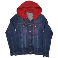 Куртка женская CRACPOT JEANS 6285-2 Классика