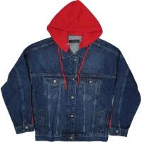 Куртка SHEROCCO JEANS 6055 OVERSIZE Турция