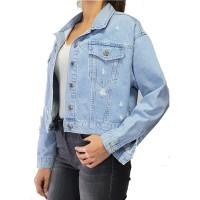 Куртка женская CRACKPOT JEANS 6288 MOM Турция